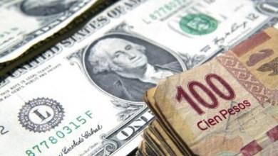 Photo of Moneda mexicana continúa cayendo frente al dólar
