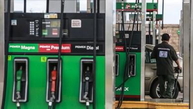 Abastecimiento de gasolina en Morelia, a un 5%