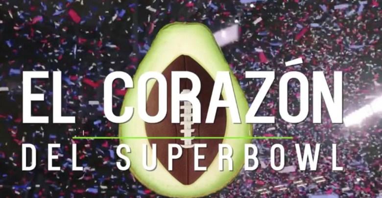 El Super Bowl se podría quedar sin aguacate