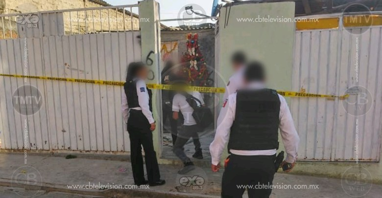 Hombre se suicida en colonia de Morelia