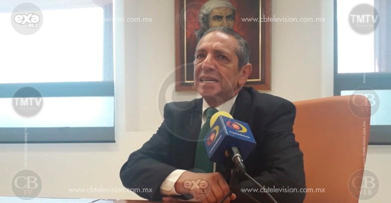 Magistrado recibe 77 mil pesos netos mensuales