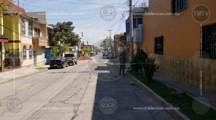 Albañil es baleado en la carretera Jacona-Jiquilpan