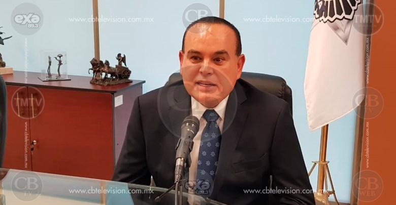 Godoy Castro asegura que no habrá despidos en la SSP, dice que el personal sólo está siendo llamado a certificarse