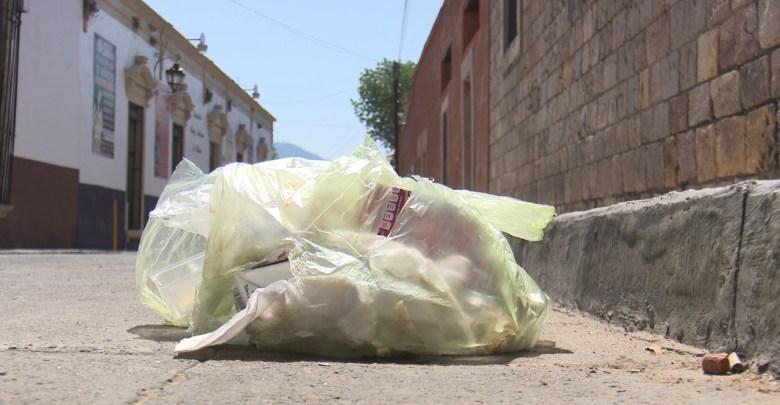 Basura inunda las calles de la colonia Vasco de Quiroga