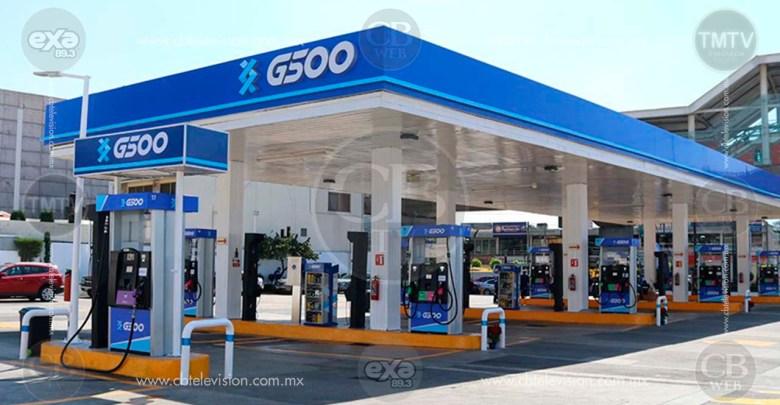 Gasolineras G500 desmienten rumores sobre robos en los precios de combustible