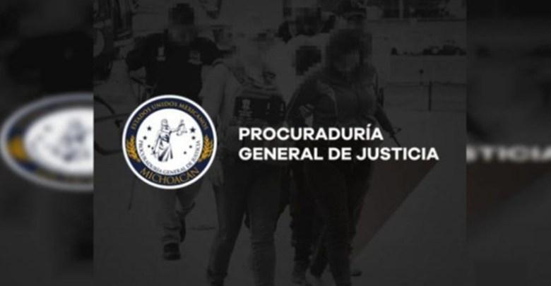 16 personas son encentradas con armas de fuego y explosivos en Parácuaro