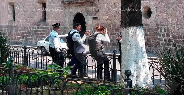 Prevalece la inseguridad en la capital de Michoacán