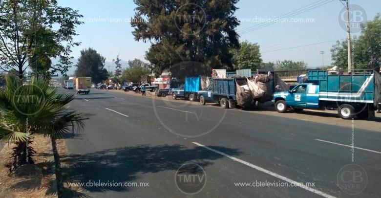 Pleito entre recolectores de basura morelianos deja tres niños heridos