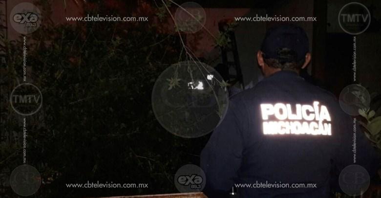 Arrestan a hombre con metanfetamina en Uruapan