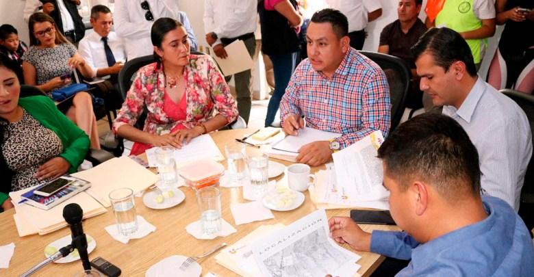 Victor Manriquez anuncia medidas para proteger bosques y medio ambiente