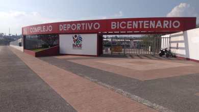 Unidad Deportiva Bicentenario, en constante deterioro