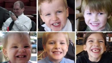 Pena de muerte a hombre que asesinó a sus cinco hijos