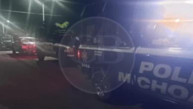 Sicarios atacan a balazos a la Policía Michoacán