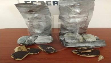 Aseguran figuras de la Virgen de Guadalupe que contenían droga