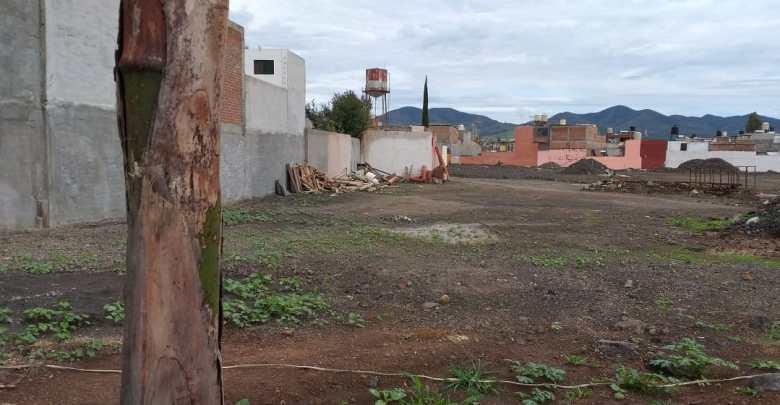 Fraccionamiento en construcción afecta a vecinos de la colonia Lomas Del Valle