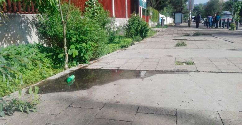 Año tras año las lluvias hacen de las suyas
