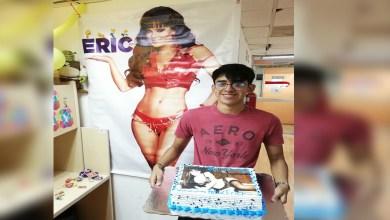 Joven celebra su cumpleaños con fiesta temática de Maribel Guardia