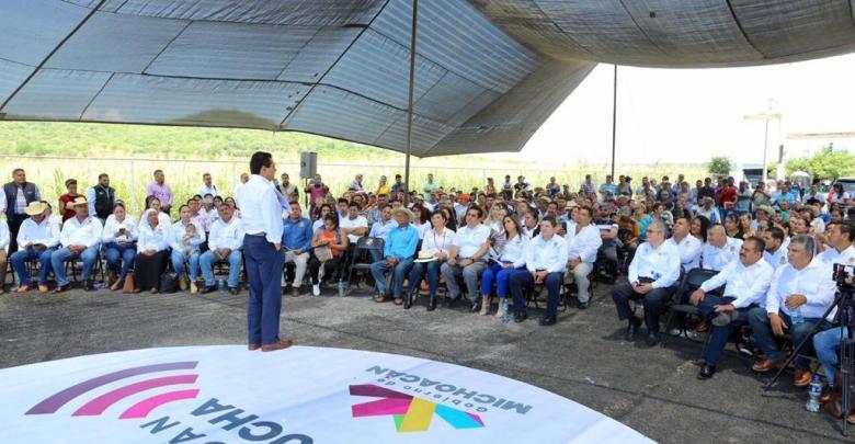 Dignificarán Centro de Salud en Turicato