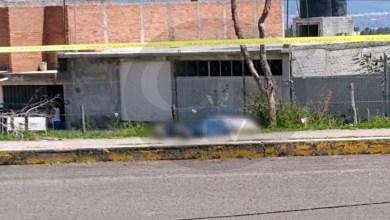 Peatón sufre paro cardíaco y muere en la colonia Praderas del Sur en Morelia