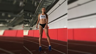 Atleta rusa fallece mientras entrenaba