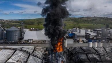 Incendio en Ciudad Industrial durará varios días, multarán a empresas que lo generaron: PCyBM