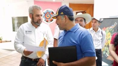 Federación le cumple a Michoacán; apoyará con mil 800 mdp para pagar a maestros: Alfredo Ramírez.