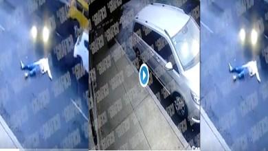 Video: Delincuente es asesinado por su víctima