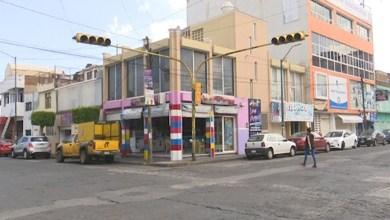 Semáforo sobre la Virrey de Mendoza es peligroso, así lo señalan ciudadanos
