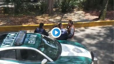 """Video: Policías se persignan al recibir """"mordida"""""""