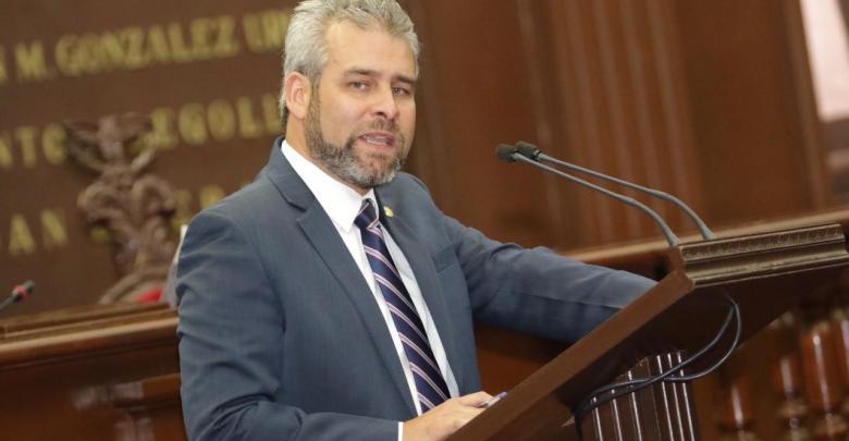 Un michoacano debería ejercer el mando dentro de la SSP: Alfredo Bedolla