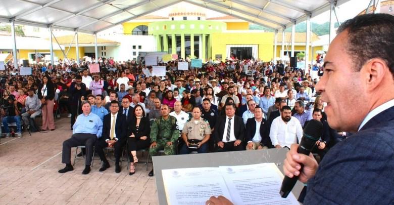 Trabajo conjunto brinda mejores resultados a la ciudadanía: Carlos Herrera