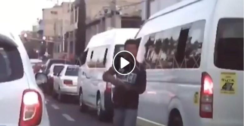 Video: Nueva forma de asaltar; marcan con folletos a sus victimas