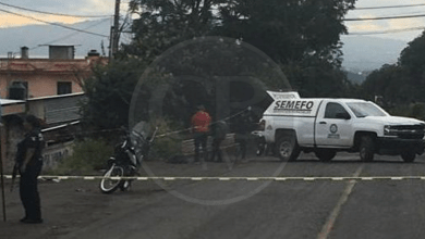 Otra mujer embolsada, ahora en Uruapan