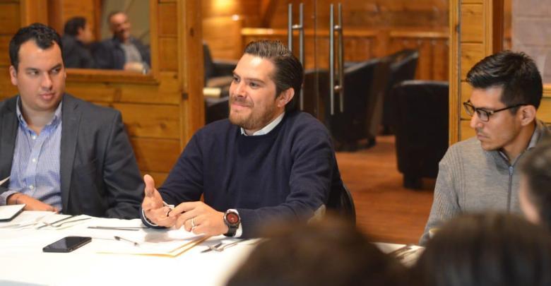 Fundamental una Gran Alianza con la ciudadanía para la aprobación de leyes: Eduardo Orihuela