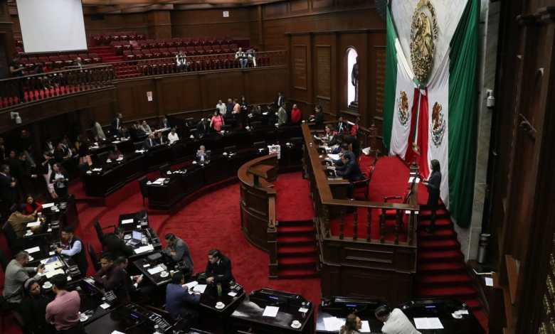 Congreso de Michoacán pide atención a sequías en Tierra Caliente a SEDRUA Y SADER