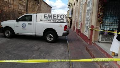 Photo of Muere al caer del quinto piso de un hotel en Morelia