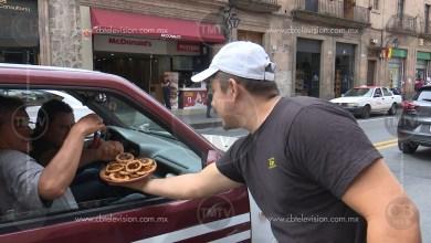 Photo of Caravana de panaderos deleitaron de sabor a morelianos