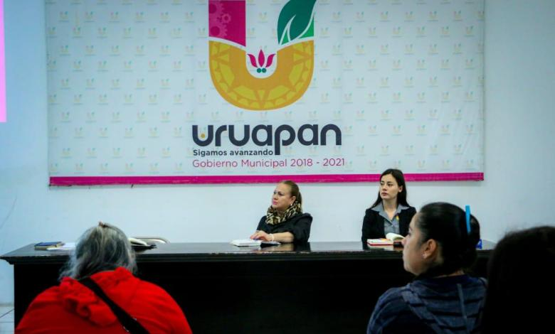 Prepara Gobierno Municipal 3a Feria de la Mujer Productiva en Uruapan