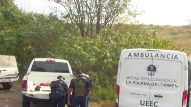 Photo of Fue localizado flotando en la presa Tuxtepec; traía una cuerda en el cuello y una piedra