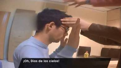 Photo of Periodista se somete a exorcismo «para dejar de ser homosexual»