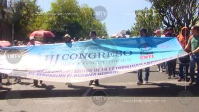 Photo of CNTE genera caos vehicular con marcha masiva