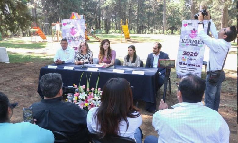 Kermés del DIF Municipal 2020 será a beneficio de los sectores vulnerables