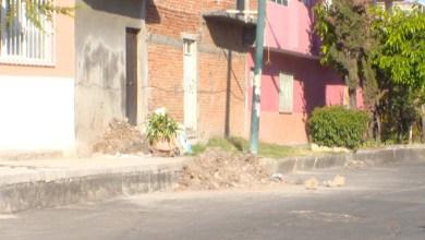 Photo of Vecinos de la colonia Granjas del Maestro denuncian mal funcionamiento del drenaje