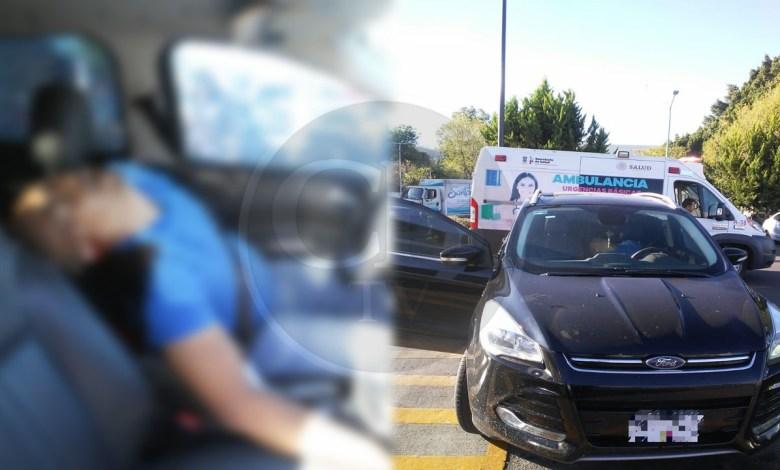 Morelia: Atacan a balazos a un hombre en estacionamiento de Superama