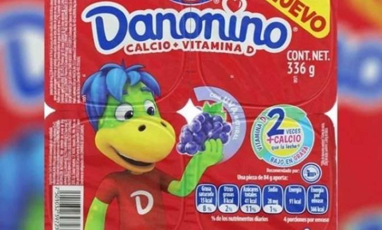 Profeco detecta irregularidades en Danonino, chamyto y otros productos lácteos
