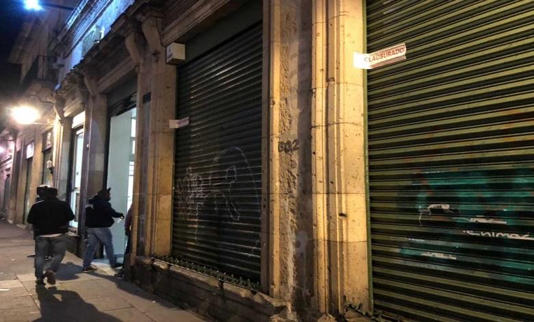 Clausuran bar de Morelia tras agresión de guardia
