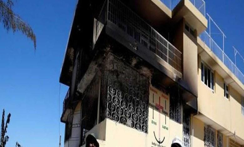 Mueren 15 niños tras incendio en orfanato