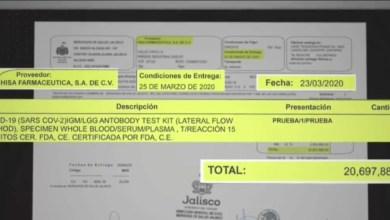 Photo of México: «Han ordenado diagnosticar como neumonías atípicas casos de coronavirus», acusa Ciro Gómez