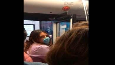 Photo of Video: Exhiben a #LadyCoronavirus en redes sociales