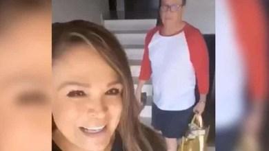 Photo of Esposa de Mario Bezares lo trollea pidiéndole consejos para sobrellevar el encierro